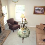 Papillon Parc Townhomes Apartment Family Room