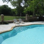 Papillon Parc Townhomes Apartment Pool