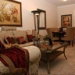 Park Creek Apartment Living Room