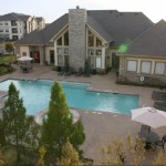 Park Creek Apartment Pool