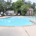 Raintree Apartment Pool