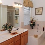 Regency at North Richland Hills Apartment Bathroom