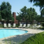 Regency at North Richland Hills Apartment Pool Area