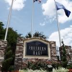 Southern Oaks Sign