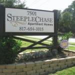 Steeplechase Sign