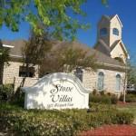 Stone Villas Entrance