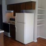 The Estates at Ridglea Hills Apartment Kitchen
