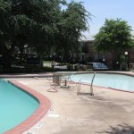 The Estates at Ridglea Hills Apartment Pool