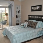The Horizons at Fossil Creek Apartment Bed Room