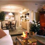The Horizons at Fossil Creek Apartment Family Room