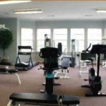 The Horizons at Fossil Creek Apartment Fitness Center