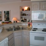 The Horizons at Fossil Creek Apartment Kitchen