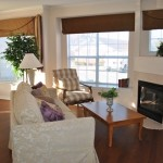 The Horizons at Fossil Creek Apartment Living Room