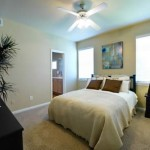 The Marquis at Stonegate Apartment Bed Room