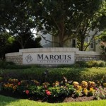 The Marquis at Stonegate Apartment Entrance