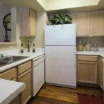 The Marquis at Stonegate Apartment Kitchen