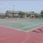 The Place at Vanderbilt Tennis Court