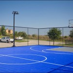 The Ranch at Fossil Creek Basketball Court