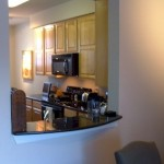 The Residences of Museum Place Apartment Kitchen