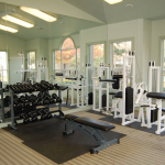 The Retreat at Fossil Creek Fitness Center