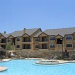 Village of Hawks Creek Pool Area