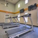 Villas of Oak Hill Fitness Center