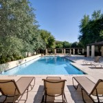 Villas of Oak Hill Pool Area