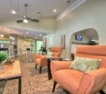 Villas of Oak Hill Resident Lounge
