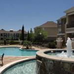Watermark Fountain Area