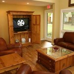 Windrush Living Area