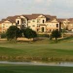Avington Park Golf Course View