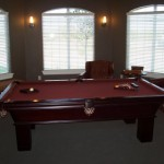 Belterra Pool Table in Club House