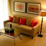 Cumberland At Ridglea Living Room