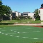 Desert Sands Basketball Court