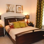 Dolce Living at Mansfield Bedroom