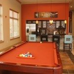 Dolce Living at Mansfield Billiards Room