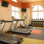 Dolce Living at Mansfield Fitness Center