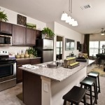 Dolce Living at Mansfield Kitchen