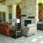 Dolce Living at Mansfield Living Area