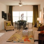 Dolce Living at Mansfield Living Room