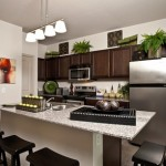 Dolce Living at Mansfield Model Kitchen