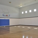 Dry Creek Ranch BasketBall Court