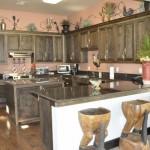 Dry Creek Ranch Kitchen
