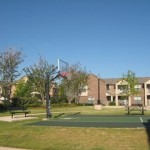 Enclave On Golden Triangle Basketball Court