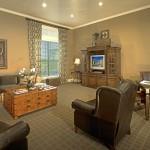 Evergreen at Keller Senior Housing Living Room