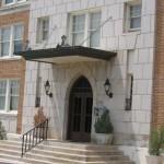 Forest Park Building Entrance