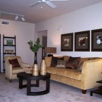 Grand Estates At Keller Living Area