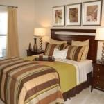 Haven at Western Center Bedroom