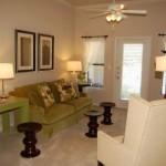 Haven at Western Center Living Room