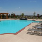 Haven at Western Center Pool Area